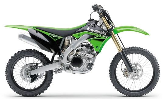 moto kawasaki 2010. Kawasaki vient de dévoiler