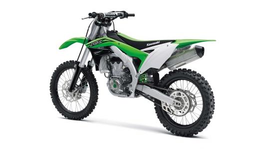 Kawasaki KX-F 2016