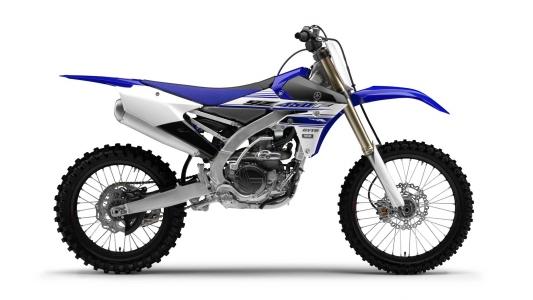 Yamaha YZ-F 450 2016