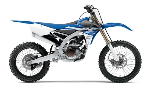 Yamaha YZ-F 250 2015