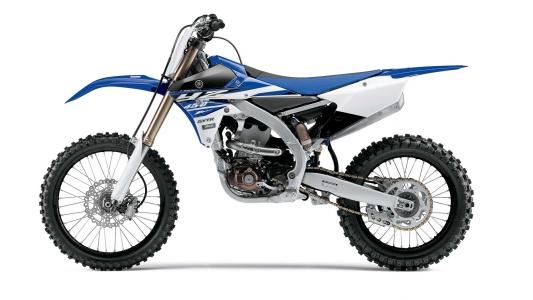 Yamaha YZ-F 450 2015