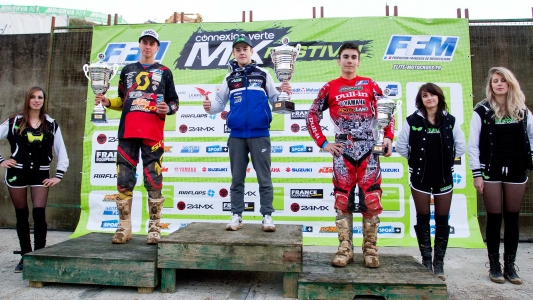 Podium Juniors 125cc
