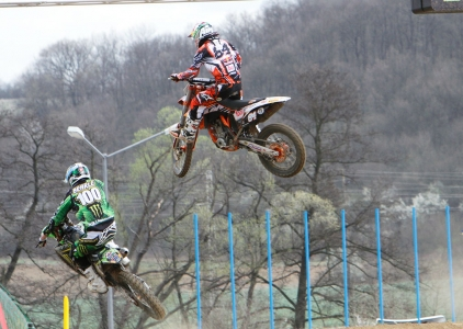 Jeffrey Herlings - Tommy Searle