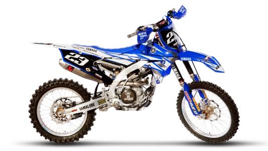 Yamaha Christophe Charlier