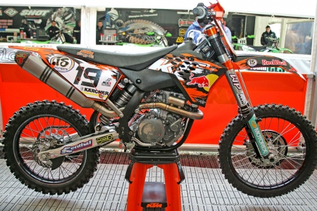 KTM 450 SXS - David Philippaerts