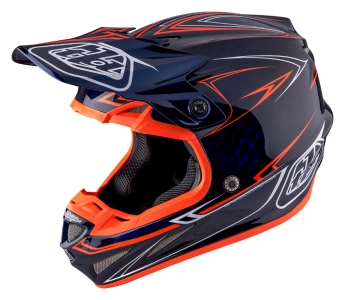 SE4 Pinstripe Bleu Orange carbone 799,00 euros
