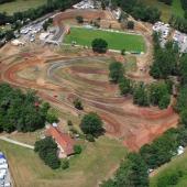 La vue aérienne du circuit, magnifique !