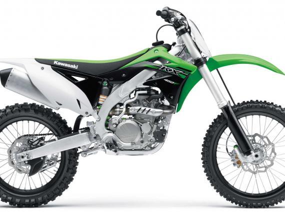 Kawasaki 450 KX-F 2015