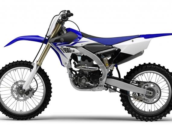 Yamaha 250 YZ-F 2014