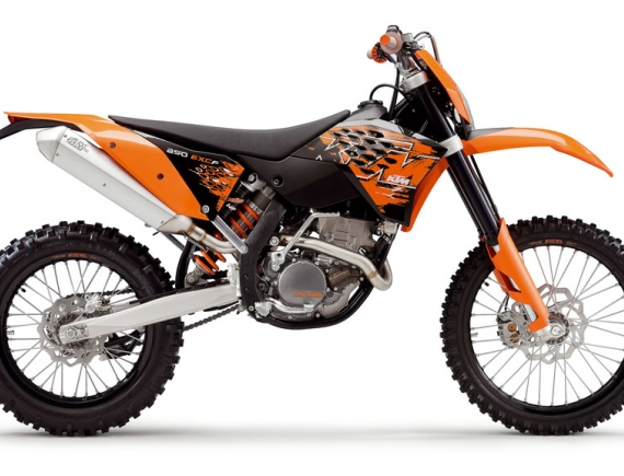 Ktm 250 EXC-F 2008