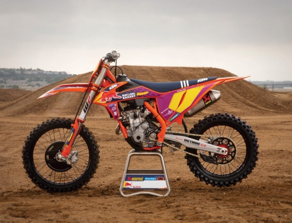 ktm troy lee designs édition 2021