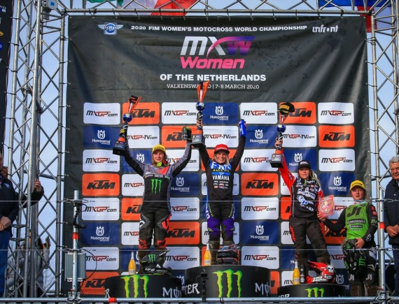 podium wmx hollande