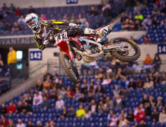 SUPERCROSS US : Trey Canard out !