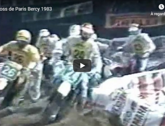 supercross paris 1984