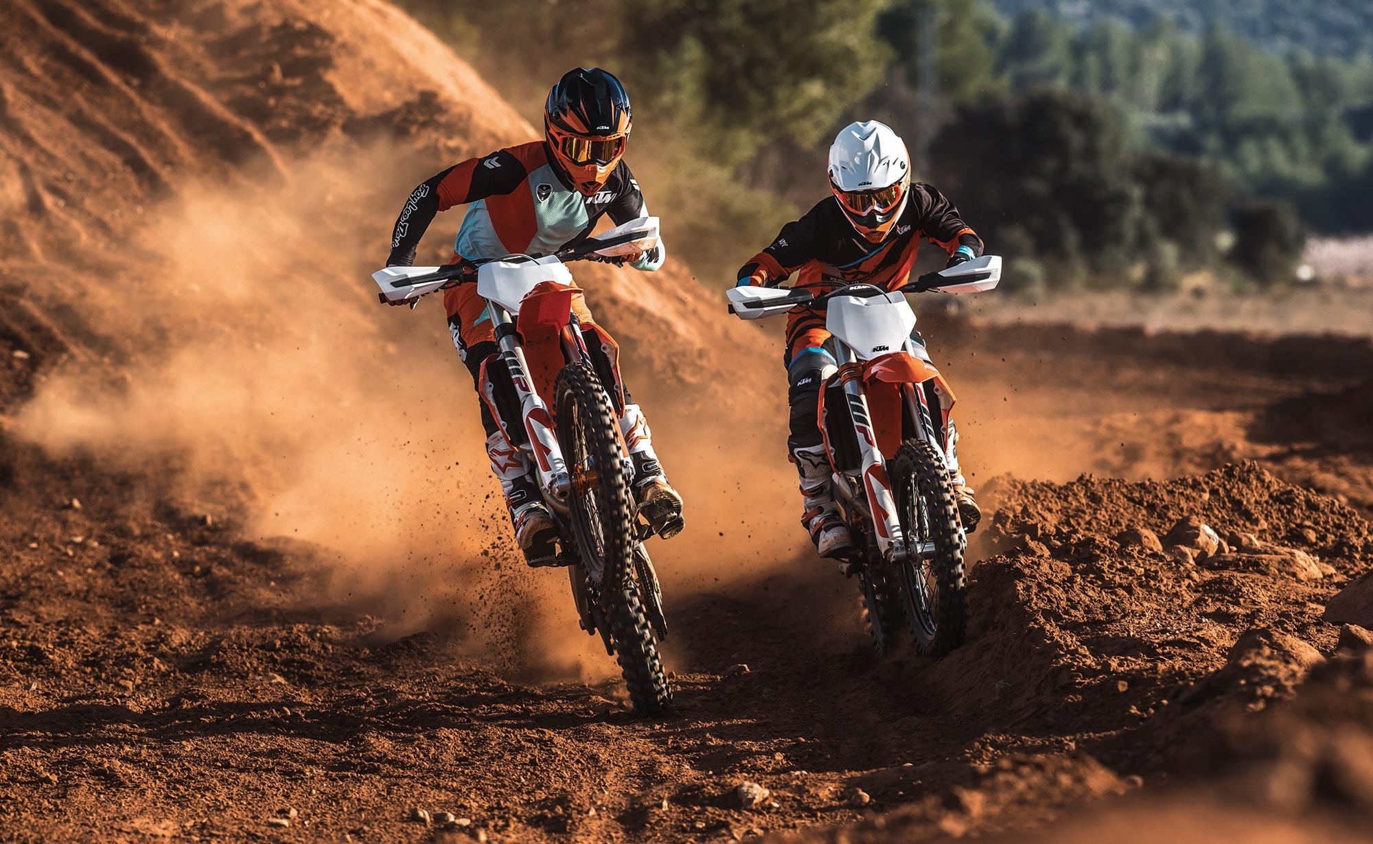 Ktm d voile sa gamme motocross 2019 - Image de moto ktm ...
