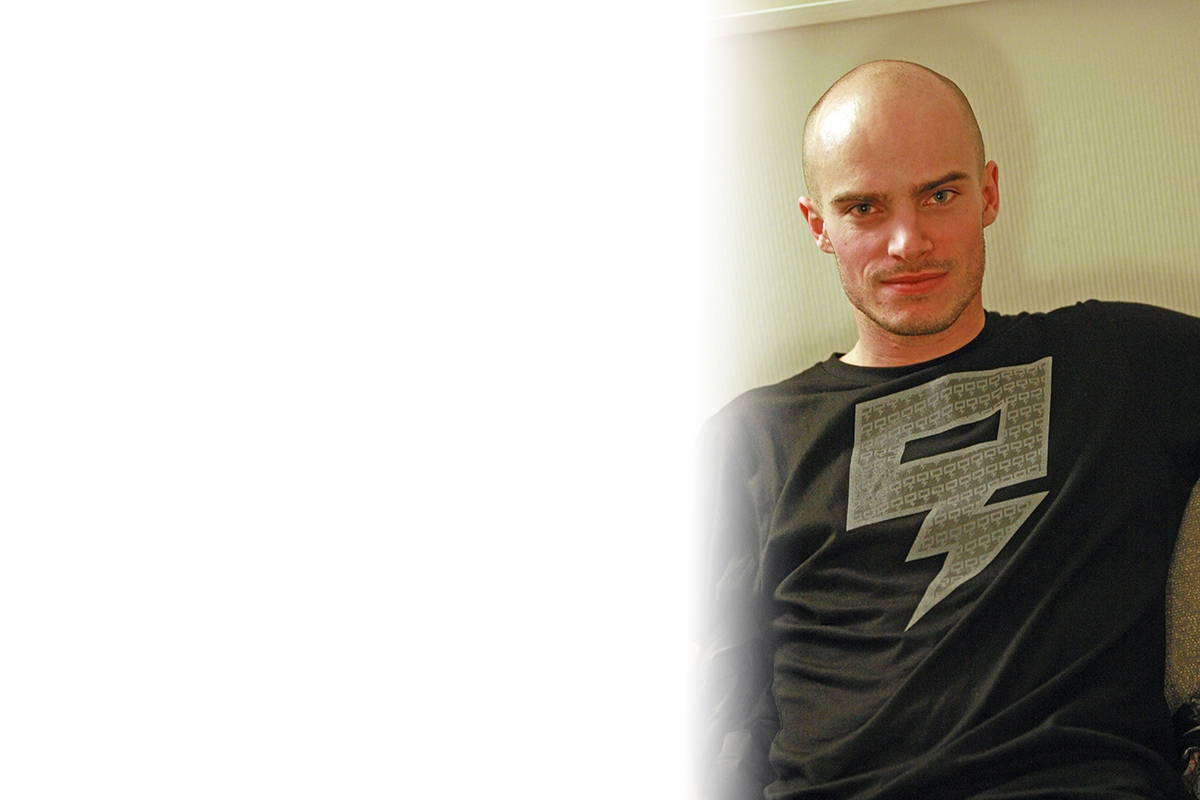 Interview Nicolas Aubin