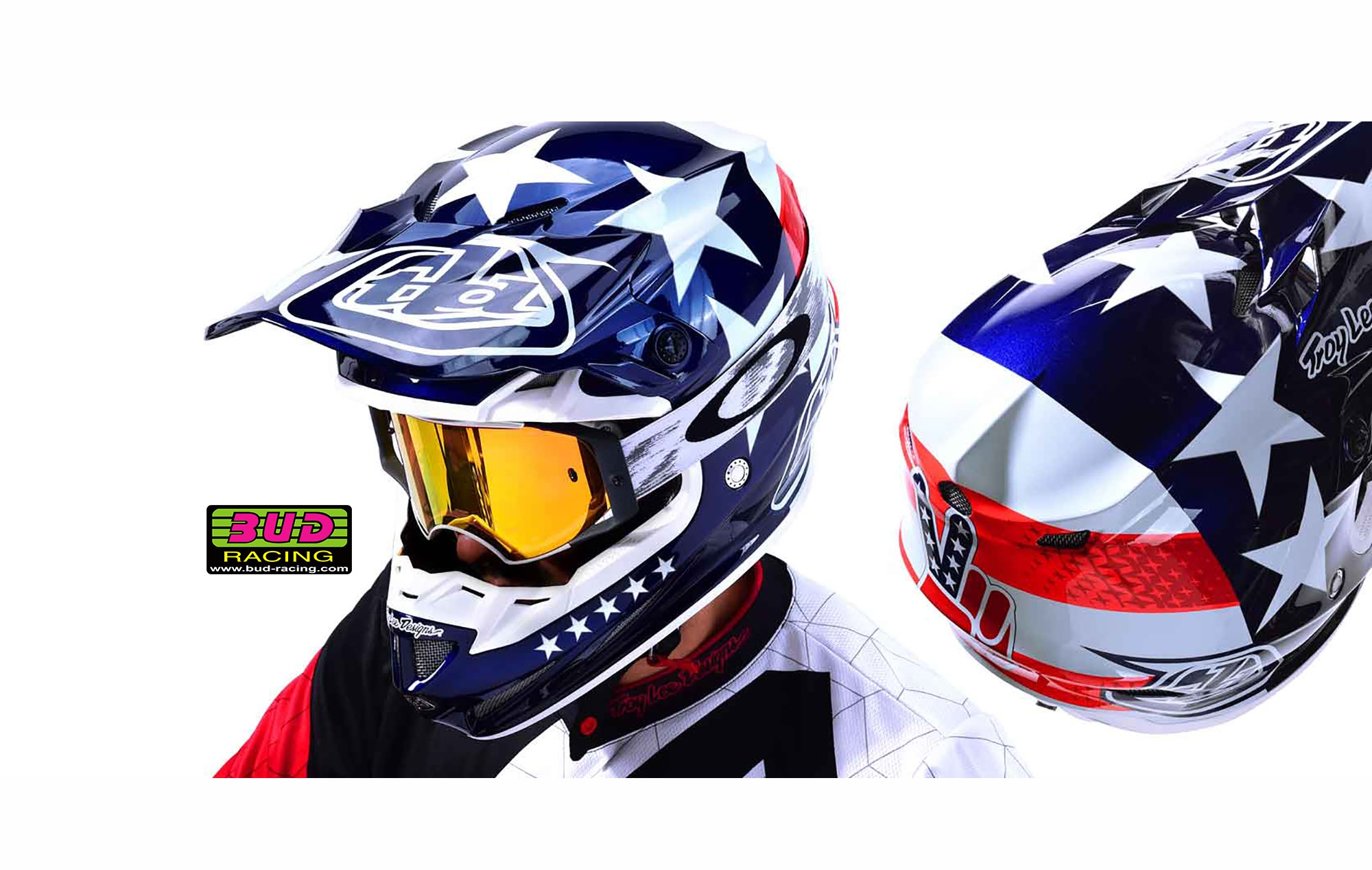 Casque Troy Lee Designs SE4