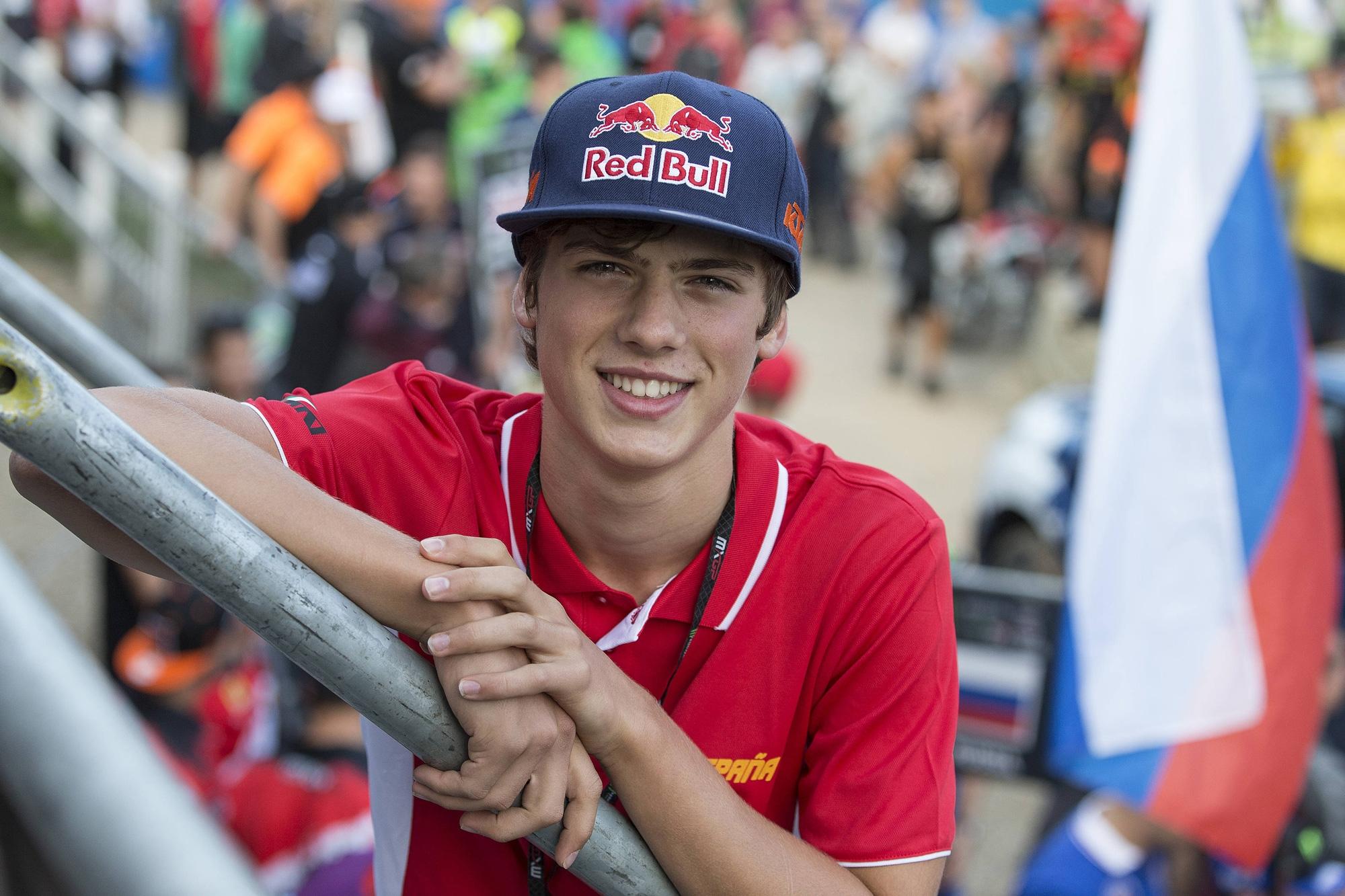 Question de la semaine : Qui est Jorge Prado, futur espoir des GP ?