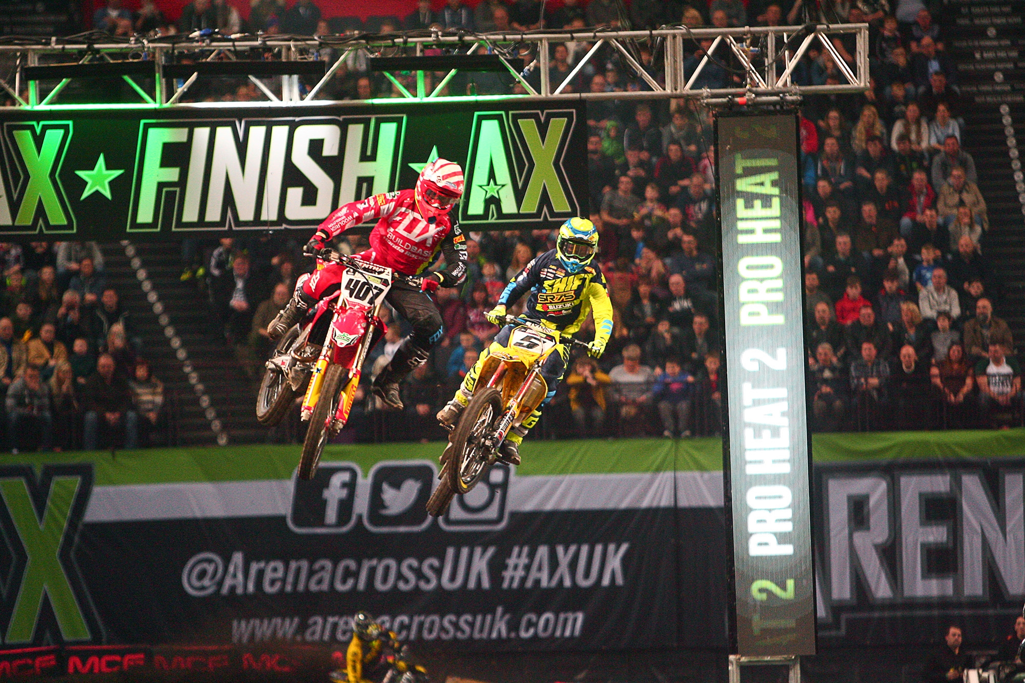 Portfolio Arenacross UK, Manchester