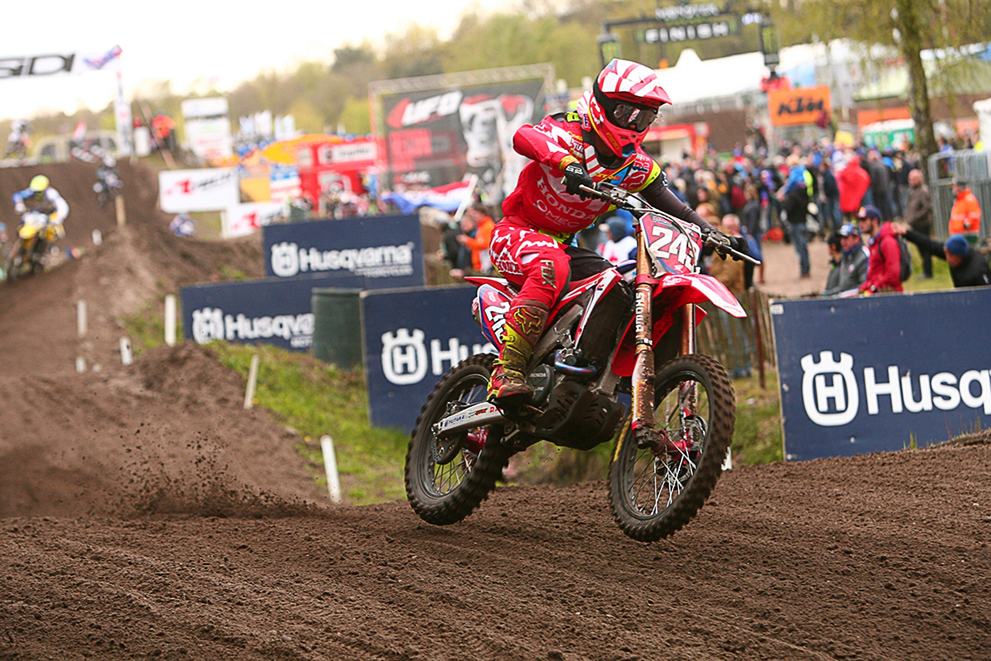 Interview : Tim Gajser