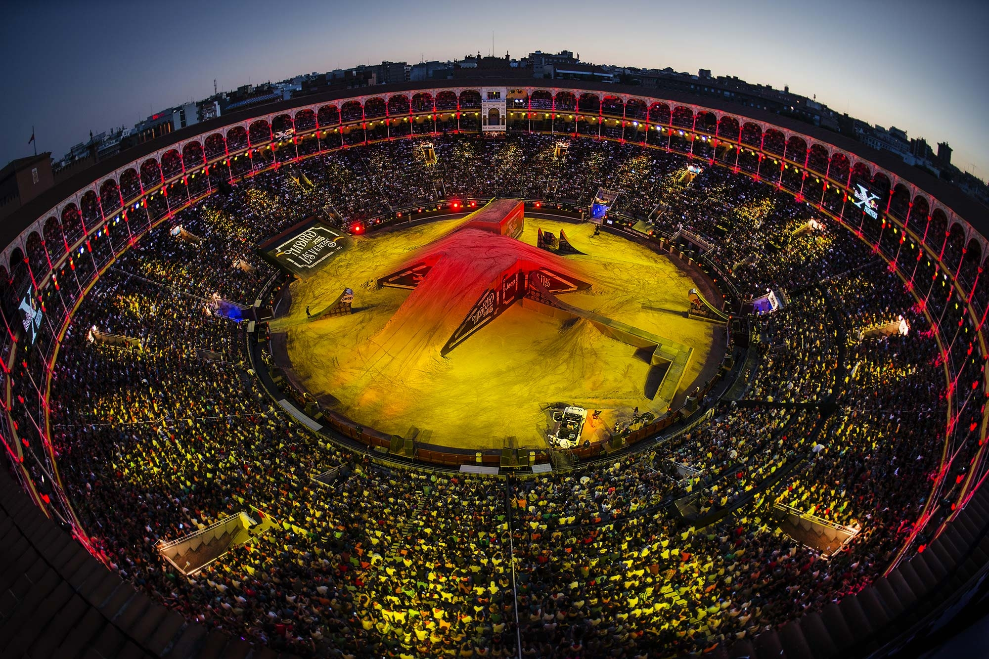 RED BULL X-FIGHTERS : Victoire de Tom Pagès à Madrid !