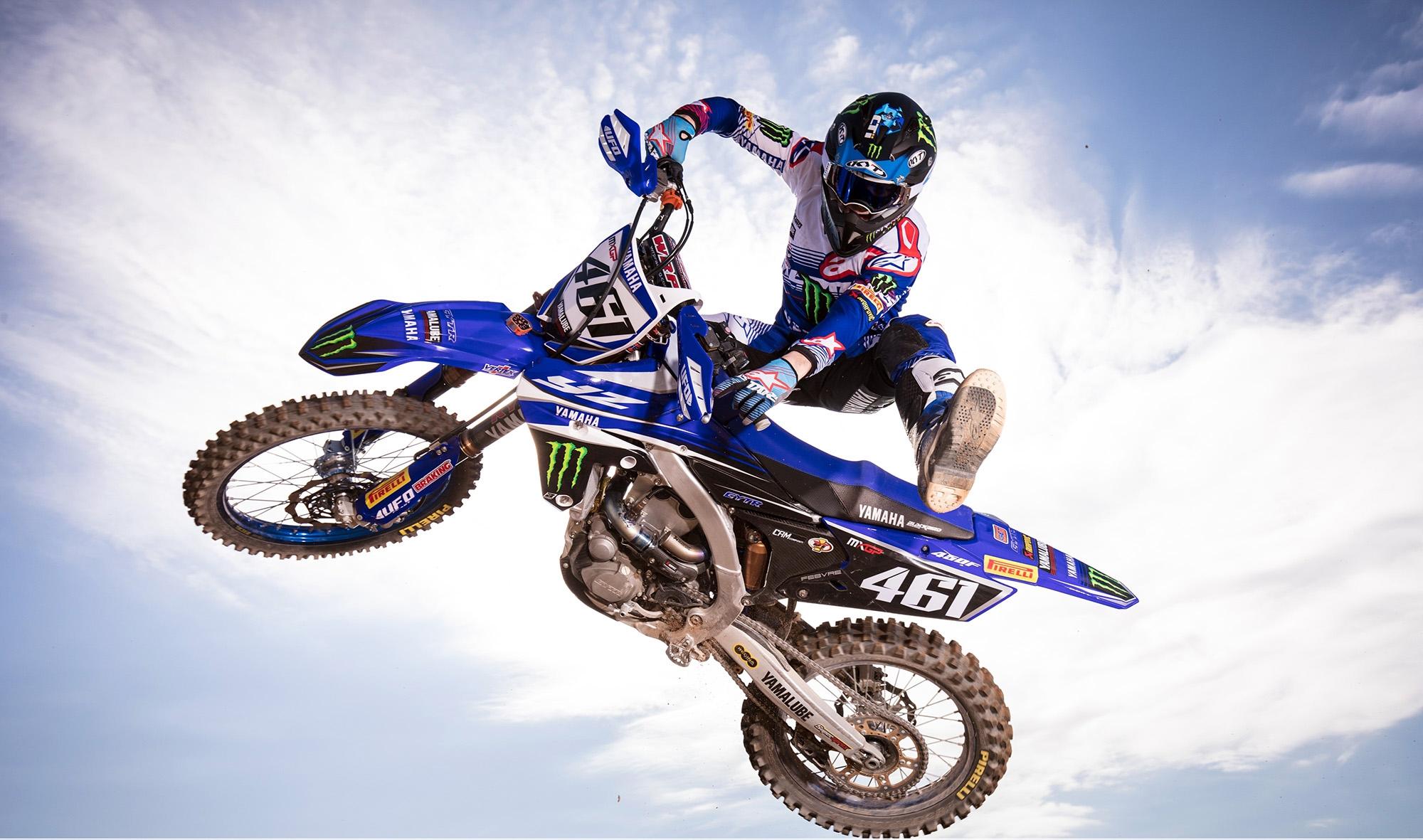 Yamaha présente ses teams officiels