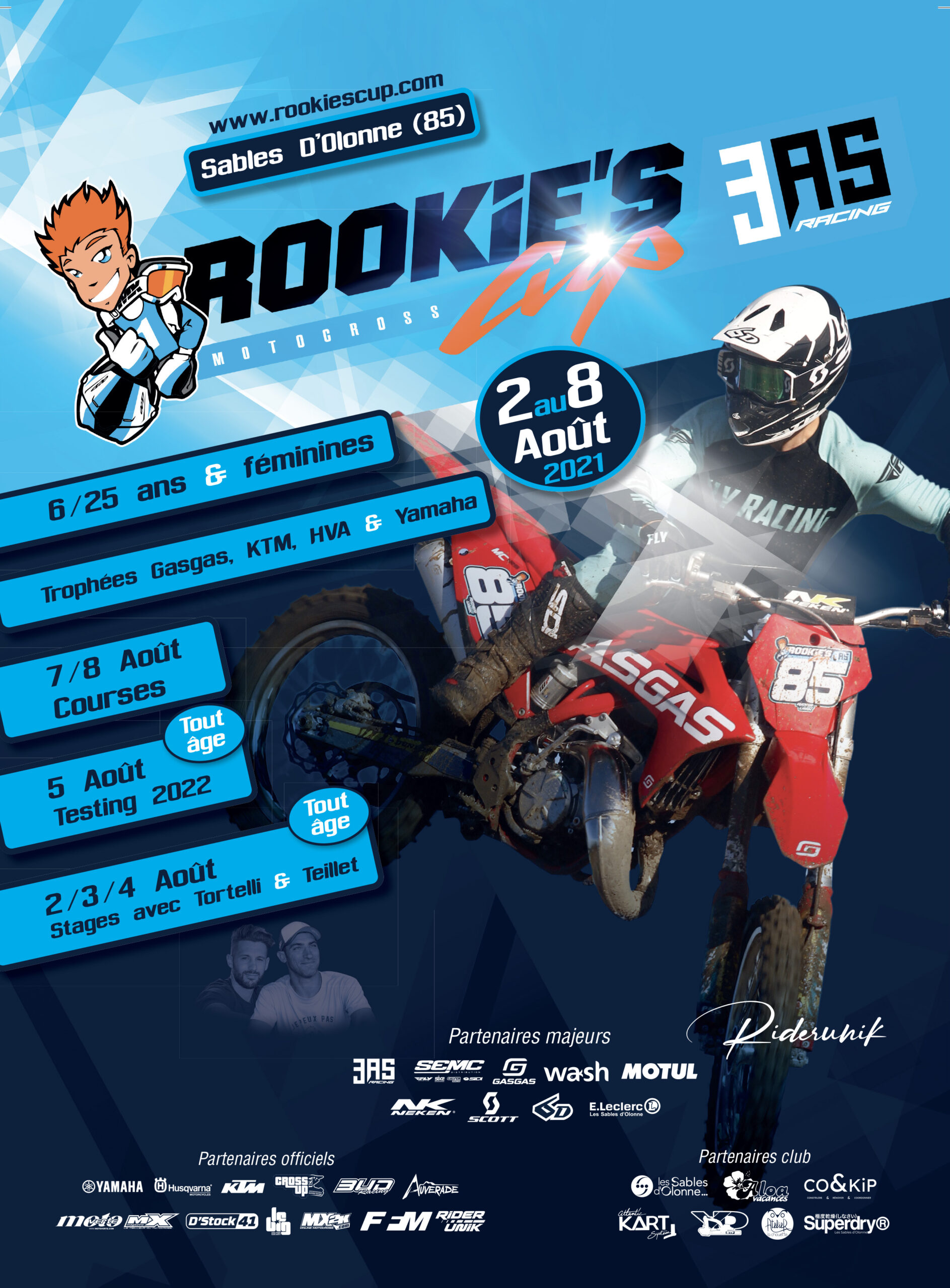 Rookie's Cup 2021