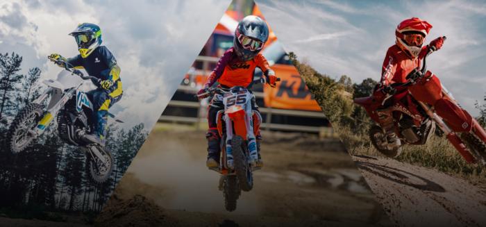 e-motocross junior